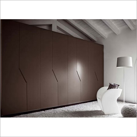 Germal Matt Acrylic Modular Wardrobe
