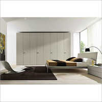 Handle Cut Modular Wardrobe