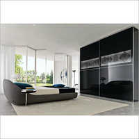 HI-Gloss Laminated Modular Wardrobe