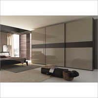 HI Gloss UV finish Modular Wardrobes