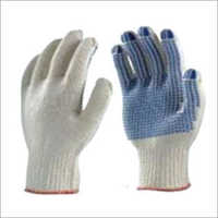 Cotton Dotted Glove