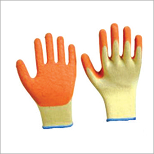 Latex Coated Glove