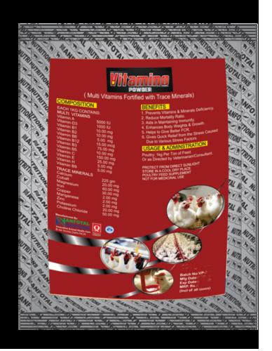 poultry Multivitamin Feed Supplement (Vitamino Powder)