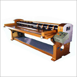 4-Bar Rotary Cutting Creasing Machine