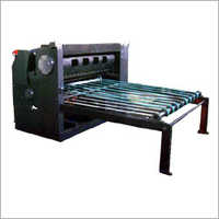 Industrial Auto Sheet Cutter Machine