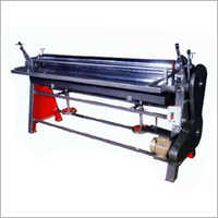 Industrial Sheet Pasting Machine