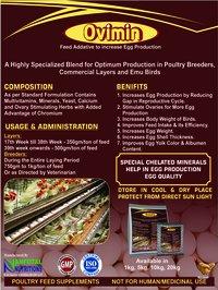 Poultry Egg Enhancer Supplement