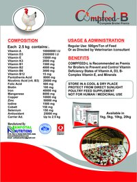 Broiler Complete Feed Premix (Compfeed B)
