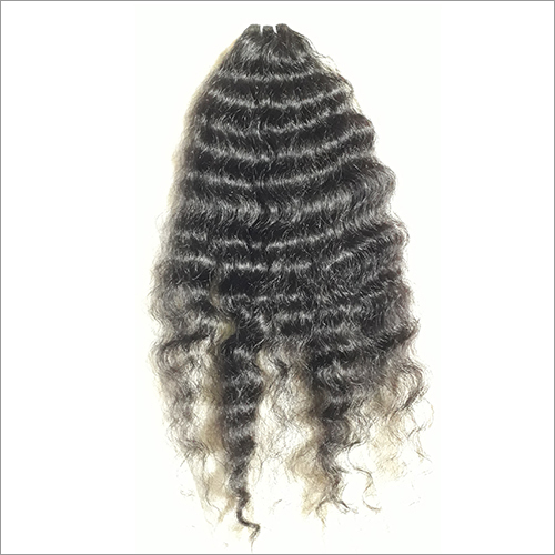 Raw Curly Hair Extension