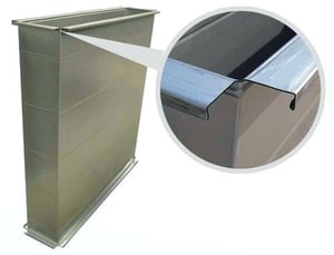Rectangular Pre Fabricated Duct