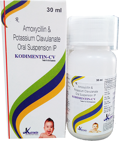 Amoxycillin 200 Mg + Clavulanic Acid 28.5Mg