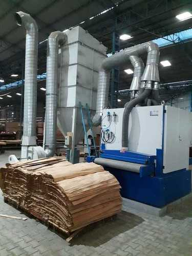 Automatic Pulse Jet Bag Filter Wood Industry