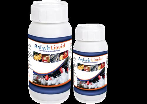 Herbal Immunity Supplement For Poultry  (Anfavit Liquid)