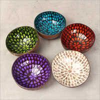 Handmade Coconut Shell Bowl