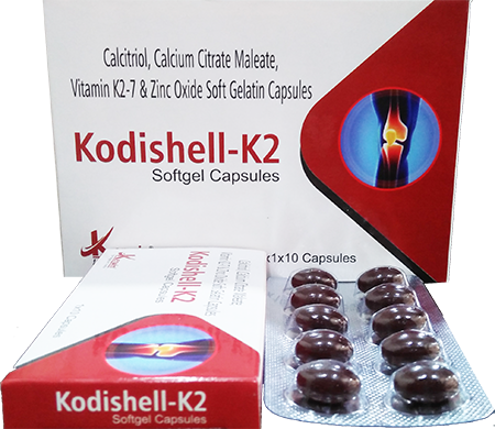 Softgel Capsules