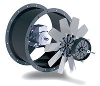 Fire Rated Axial Fans