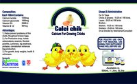 Calcium Supplement For Young Poultry Chicks (Calci Chick)