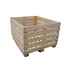 Wooden Crate and pallets