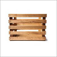 17 Inch Wooden Crate