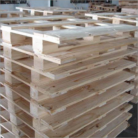 Pine Wood Wooden Pallet