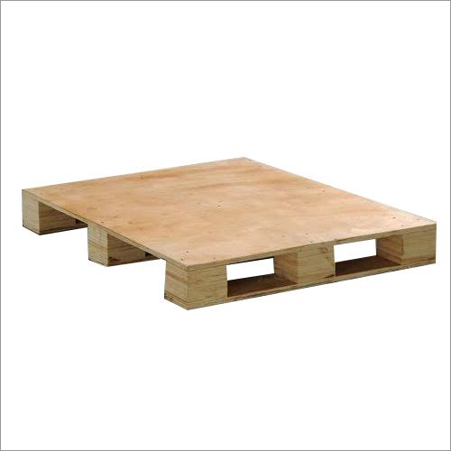 Single Wooden Pallet