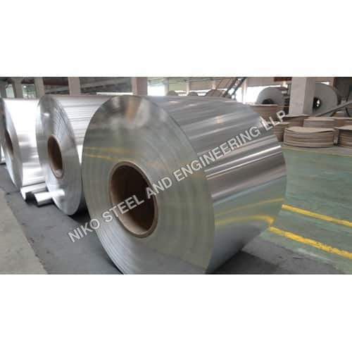Coated Aluminum Coils