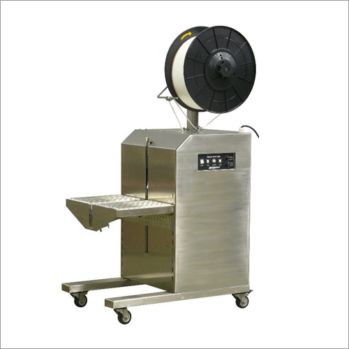 Vertical Strapping Machine
