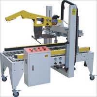 Automatic Flap Close Carton Sealing Machine