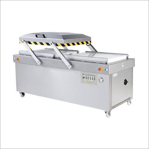 Double Chamber Vaccum Packaging Machine