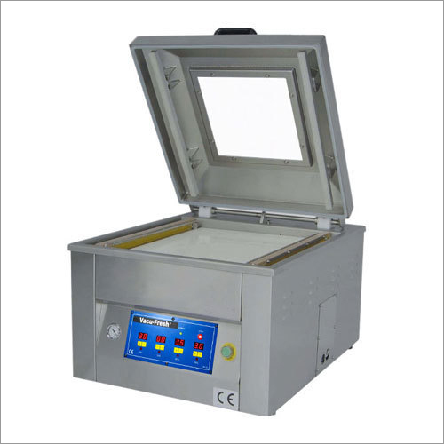 Table Top Vacuum Chamber Packaging Machine