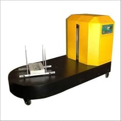 Luggage Stretch Wrapping Machine