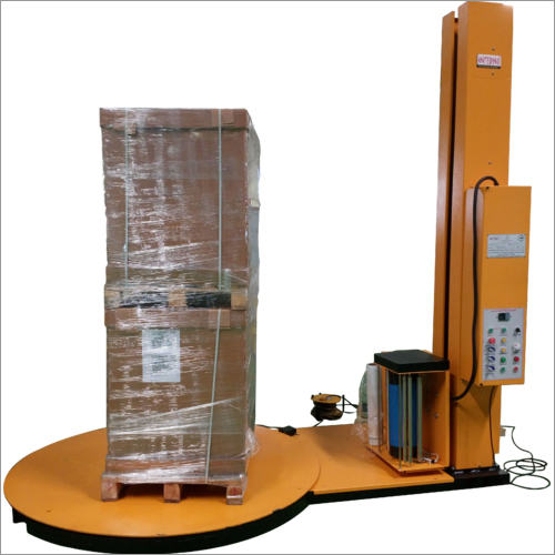Pallet Pre Stretch Wrapping Machine