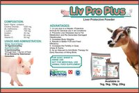 Goat & Sheep Liver Supplement
