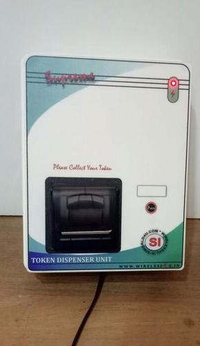OPD Token dispenser