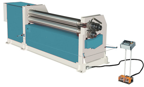 Plate Rolling & Bending Machine