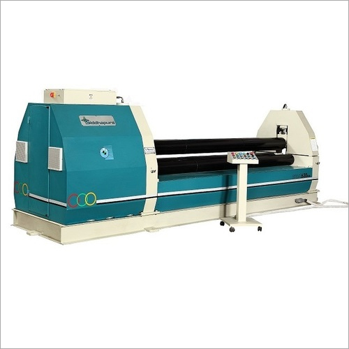 HYDRO MECHANICAL PLATE BENDING MACHINE