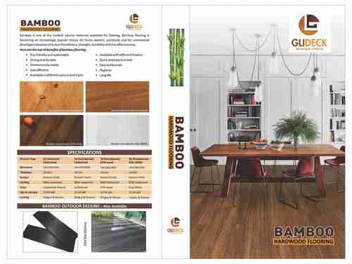 Bamboo Solid Wooden Floorings