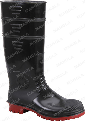 Industrial Gum Boot (With Steel Toe)