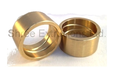 Brass Oil Free Flange Bushes