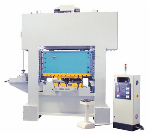 HIGH SPEED PRECISION POWER PRESS