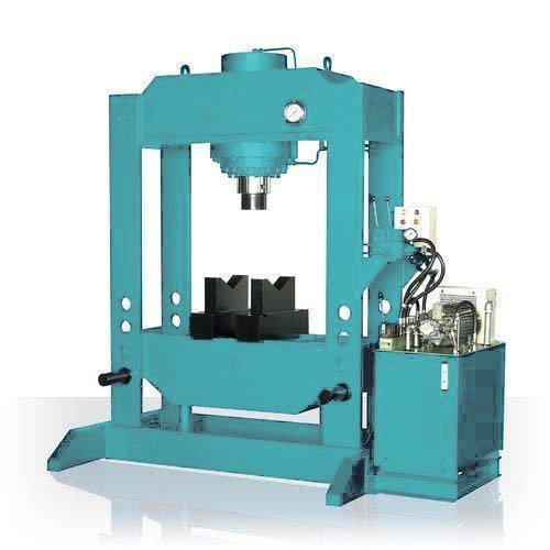 H FRAME HYDRAULIC WORKSHOP PRESS
