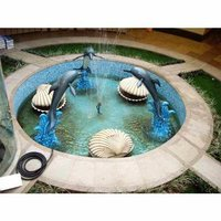 Outdoor Small Fountain