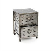 Industrial Perforated Bedside
