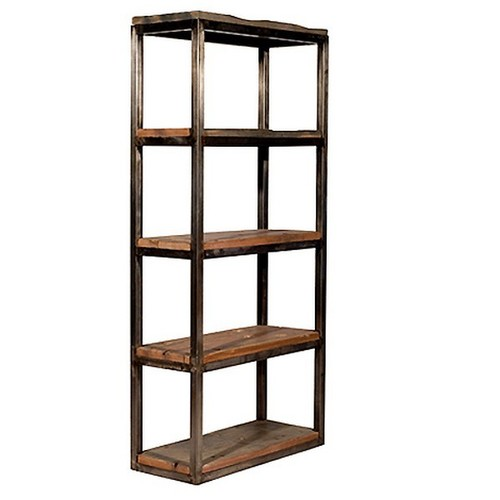 Industrial Bookshelf Small