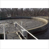 Waste Water Disposal Plant