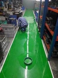 Epoxy floor Paint