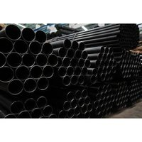 Carbon Black Square Hollow Section Mild Steel Pipe