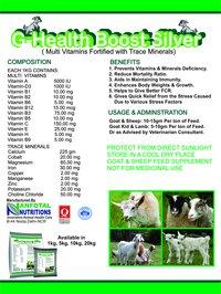 Goat Multivitamin With Trace Minerals