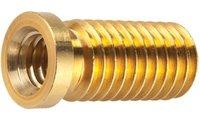 Brass Moderate threaded Insert