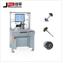 Car Or Truck Turbocharger Rotor, Diesel Turbo Rotor Balancing Machine